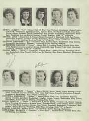 Page 17, 1947 Edition, Girls Vocational High School - Herald Yearbook (Buffalo, NY) online yearbook collection