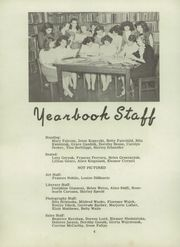 Page 8, 1947 Edition, Girls Vocational High School - Herald Yearbook (Buffalo, NY) online yearbook collection
