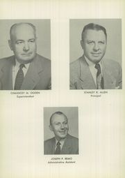 Page 10, 1954 Edition, Woodmere High School - Patches Yearbook (Woodmere, NY) online yearbook collection