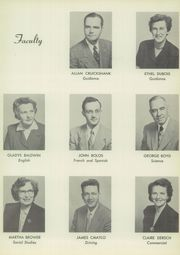 Page 11, 1954 Edition, Woodmere High School - Patches Yearbook (Woodmere, NY) online yearbook collection