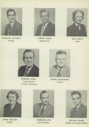 Page 13, 1954 Edition, Woodmere High School - Patches Yearbook (Woodmere, NY) online yearbook collection