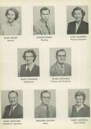 Page 14, 1954 Edition, Woodmere High School - Patches Yearbook (Woodmere, NY) online yearbook collection