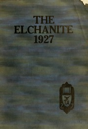Page 1, 1927 Edition, Yeshiva University High School For Boys - Elchanite Yearbook (New York, NY) online yearbook collection