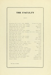 Page 13, 1927 Edition, Yeshiva University High School For Boys - Elchanite Yearbook (New York, NY) online yearbook collection