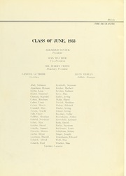 Page 15, 1933 Edition, Yeshiva University High School For Boys - Elchanite Yearbook (New York, NY) online yearbook collection