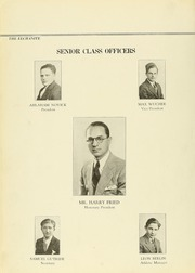 Page 16, 1933 Edition, Yeshiva University High School For Boys - Elchanite Yearbook (New York, NY) online yearbook collection