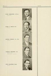 Page 15, 1937 Edition, Yeshiva University High School For Boys - Elchanite Yearbook (New York, NY) online yearbook collection