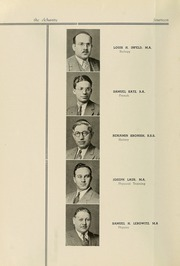 Page 16, 1937 Edition, Yeshiva University High School For Boys - Elchanite Yearbook (New York, NY) online yearbook collection