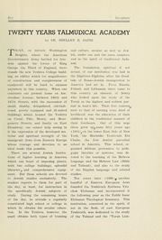 Page 7, 1937 Edition, Yeshiva University High School For Boys - Elchanite Yearbook (New York, NY) online yearbook collection