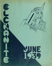 Page 1, 1939 Edition, Yeshiva University High School For Boys - Elchanite Yearbook (New York, NY) online yearbook collection