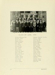 Page 14, 1939 Edition, Yeshiva University High School For Boys - Elchanite Yearbook (New York, NY) online yearbook collection