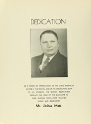 Page 8, 1939 Edition, Yeshiva University High School For Boys - Elchanite Yearbook (New York, NY) online yearbook collection