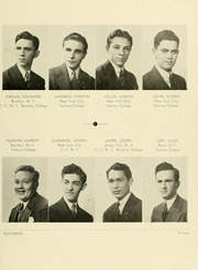 Page 15, 1940 Edition, Yeshiva University High School For Boys - Elchanite Yearbook (New York, NY) online yearbook collection