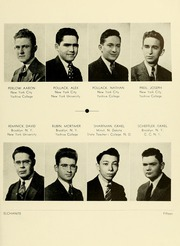 Page 17, 1940 Edition, Yeshiva University High School For Boys - Elchanite Yearbook (New York, NY) online yearbook collection