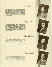 Page 13, 1943 Edition, Yeshiva University High School For Boys - Elchanite Yearbook (New York, NY) online yearbook collection
