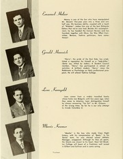 Page 16, 1943 Edition, Yeshiva University High School For Boys - Elchanite Yearbook (New York, NY) online yearbook collection