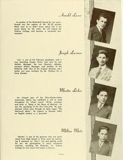 Page 17, 1943 Edition, Yeshiva University High School For Boys - Elchanite Yearbook (New York, NY) online yearbook collection