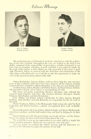 Page 10, 1954 Edition, Yeshiva University High School For Boys - Elchanite Yearbook (New York, NY) online yearbook collection