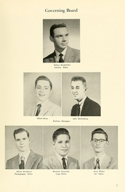 Page 11, 1954 Edition, Yeshiva University High School For Boys - Elchanite Yearbook (New York, NY) online yearbook collection