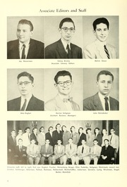 Page 12, 1954 Edition, Yeshiva University High School For Boys - Elchanite Yearbook (New York, NY) online yearbook collection