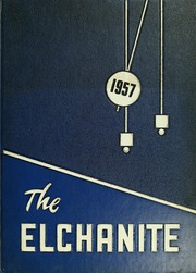 1957 Edition, Yeshiva University High School For Boys - Elchanite Yearbook (New York, NY)