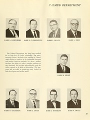 Page 17, 1965 Edition, Yeshiva University High School For Boys - Elchanite Yearbook (New York, NY) online yearbook collection