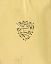 Page 2, 1965 Edition, Yeshiva University High School For Boys - Elchanite Yearbook (New York, NY) online yearbook collection