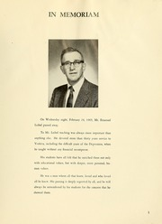 Page 5, 1965 Edition, Yeshiva University High School For Boys - Elchanite Yearbook (New York, NY) online yearbook collection