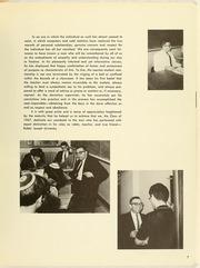 Page 11, 1967 Edition, Yeshiva University High School For Boys - Elchanite Yearbook (New York, NY) online yearbook collection