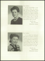 Page 14, 1947 Edition, Central High School of Needle Trades - Needlecrafter Yearbook (New York, NY) online yearbook collection