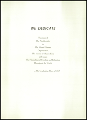 Page 9, 1947 Edition, Central High School of Needle Trades - Needlecrafter Yearbook (New York, NY) online yearbook collection