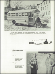Page 13, 1957 Edition, Dannemora High School - North Star Yearbook (Dannemora, NY) online yearbook collection