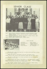 Page 15, 1951 Edition, Savona Central High School - Anovas Yearbook (Savona, NY) online yearbook collection