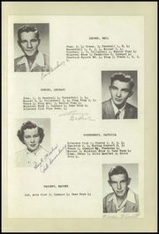 Page 17, 1951 Edition, Savona Central High School - Anovas Yearbook (Savona, NY) online yearbook collection