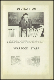 Page 7, 1951 Edition, Savona Central High School - Anovas Yearbook (Savona, NY) online yearbook collection