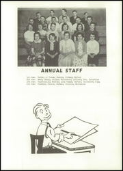 Page 11, 1958 Edition, Knox Memorial High School - Seymour Yearbook (Russell, NY) online yearbook collection