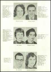 Page 16, 1958 Edition, Knox Memorial High School - Seymour Yearbook (Russell, NY) online yearbook collection