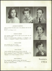 Page 13, 1954 Edition, South Huntington High School - Whitman Yearbook (Huntington Station, NY) online yearbook collection