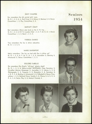 Page 15, 1954 Edition, South Huntington High School - Whitman Yearbook (Huntington Station, NY) online yearbook collection