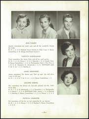 Page 17, 1954 Edition, South Huntington High School - Whitman Yearbook (Huntington Station, NY) online yearbook collection