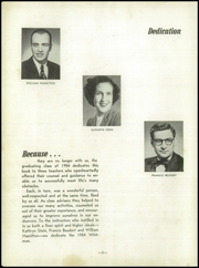 Page 6, 1954 Edition, South Huntington High School - Whitman Yearbook (Huntington Station, NY) online yearbook collection