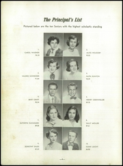 Page 8, 1954 Edition, South Huntington High School - Whitman Yearbook (Huntington Station, NY) online yearbook collection
