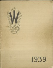 1939 Edition, West Winfield High School - General Yearbook (West Winfield, NY)
