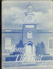 1954 Edition, West Winfield High School - General Yearbook (West Winfield, NY)