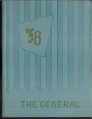 1958 Edition, West Winfield High School - General Yearbook (West Winfield, NY)