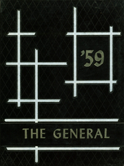 1959 Edition, West Winfield High School - General Yearbook (West Winfield, NY)