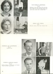 Page 14, 1960 Edition, West Winfield High School - General Yearbook (West Winfield, NY) online yearbook collection
