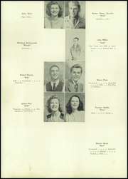 Page 10, 1947 Edition, Draper Central High School - Dragon Yearbook (Schenevus, NY) online yearbook collection