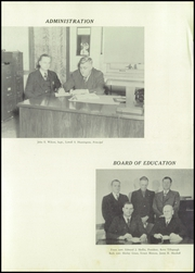 Page 5, 1947 Edition, Draper Central High School - Dragon Yearbook (Schenevus, NY) online yearbook collection