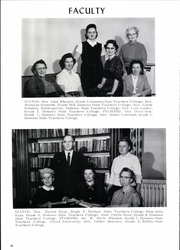 Page 14, 1961 Edition, Cohocton Central School - Chieftain Yearbook (Cohocton, NY) online yearbook collection